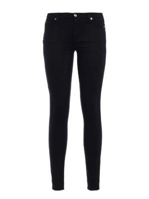 7 For All Mankind: leather trousers - The skinny leather like pants