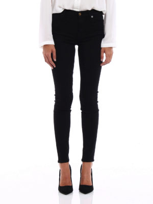 7 For All Mankind: skinny jeans online - Super skinny high waisted jeans