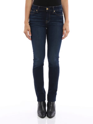 7 For All Mankind: skinny jeans online - The slim roxanne jeans