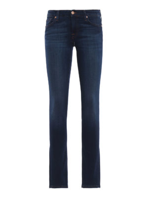 7 FOR ALL MANKIND: jeans dritti