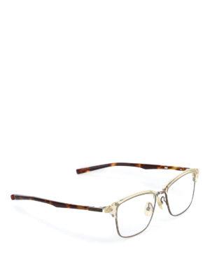 2f237e35a8 999.9 FOUR NINES  Occhiali - Occhiali da vista con metallo e tartaruga