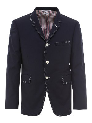 Thom Browne Men S Jackets Sale Shop Online At Ikrix