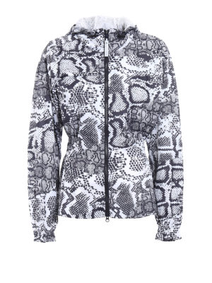 Adidas by Stella McCartney: casual jackets - Run Exclusive windbreaker