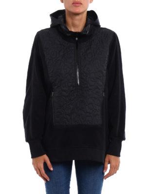 Adidas by Stella McCartney: Sweatshirts & Sweaters online - Run Polar fleece sweatshirt