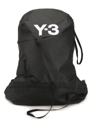 ADIDAS Y-3: backpacks - Bungee backpack