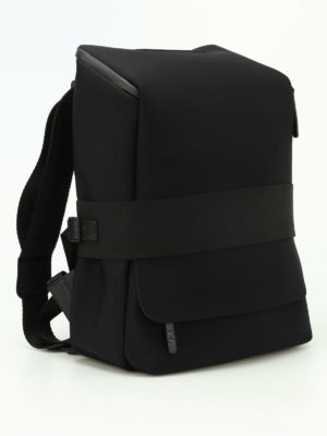 Adidas Y-3: backpacks online - Qasa S techno backpack