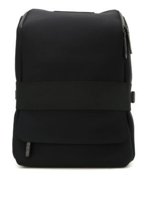Adidas Y-3: backpacks - Qasa S techno backpack