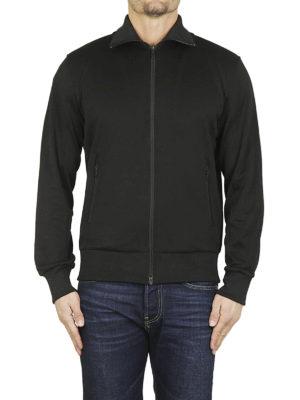ADIDAS Y-3: Felpe e maglie online - Felpa Classic con logo dietro