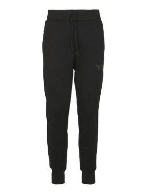 ADIDAS Y-3: pantaloni sport - Pantaloni della tuta Classic