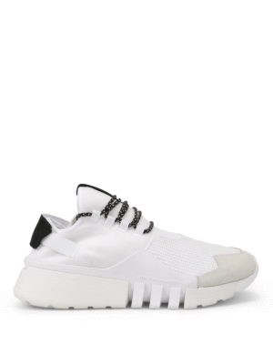 Adidas Y-3: trainers - Ayero white sneakers