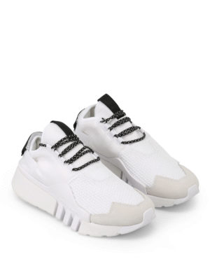 Adidas Y-3: trainers online - Ayero white sneakers