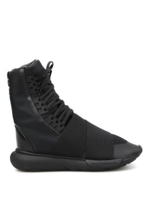 Adidas Y-3: trainers - Qasa Boot multifabric sneakers