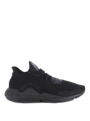 ADIDAS Y-3: sneakers - Running sneaker unisex Saikou