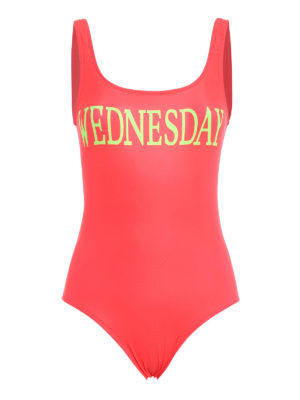Alberta Ferretti: one-piece - Rainbow Week Wednesday swimsuit