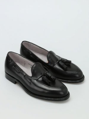 Alden: Loafers & Slippers online - Tassel detail classic loafers