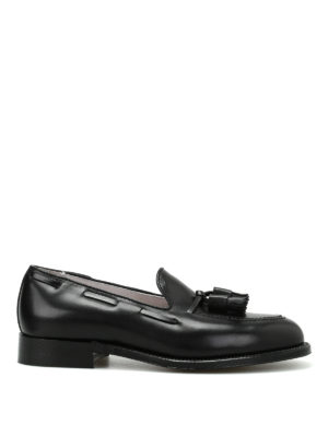 Alden: Loafers & Slippers - Tassel detail classic loafers