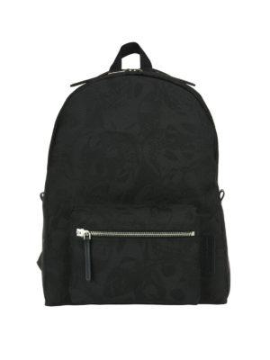 Alexander Mcqueen: backpacks - Camouflage backpack