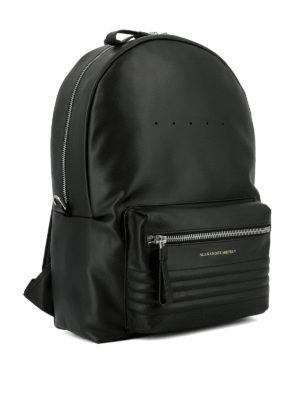 Alexander Mcqueen: backpacks online - Leather dome backpack