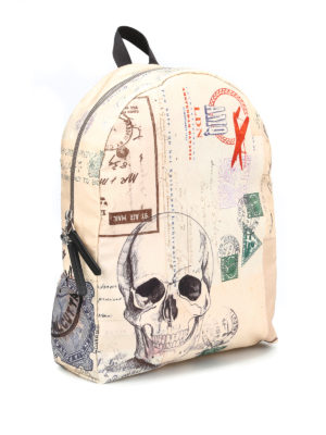 Alexander Mcqueen: backpacks online - Letters from India backpack