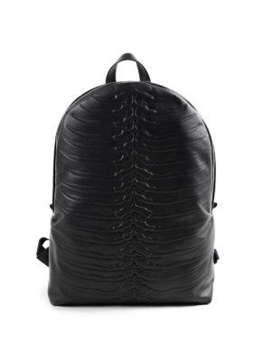 Alexander Mcqueen: backpacks - Skull backpack