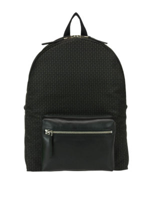 Alexander Mcqueen: backpacks - Skull printed backpack