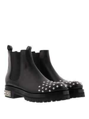 Alexander Mcqueen: boots online - Studded boots