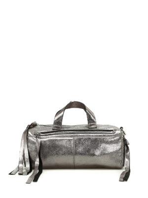 Alexander Mcqueen: bowling bags - Mini Holdall bowling bag
