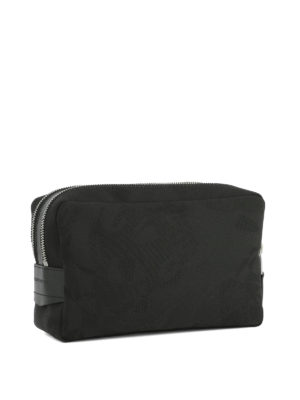 Alexander Mcqueen: Cases & Covers online - Skull jacquard beauty case