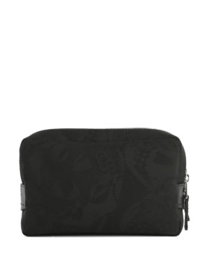 Alexander Mcqueen: Cases & Covers - Skull jacquard beauty case
