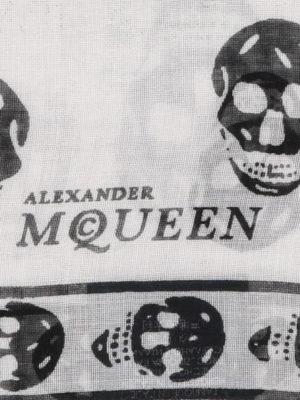 ALEXANDER MCQUEEN: sciarpe e foulard online - Sciarpa Skull degradé