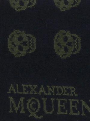 Alexander Mcqueen: socks online - Skull socks