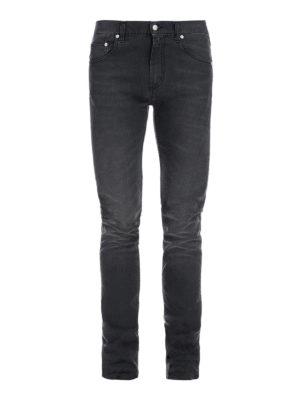 ALEXANDER MCQUEEN: jeans dritti