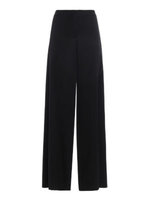 Alexander Mcqueen: Tailored & Formal trousers - Large wool trousers
