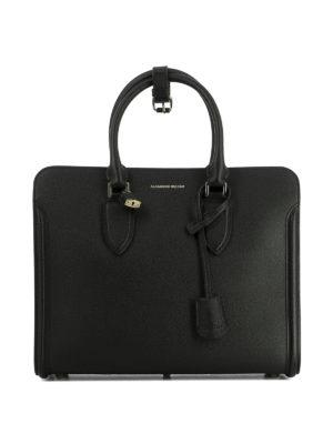 Alexander Mcqueen: totes bags - Top zip double handle tote
