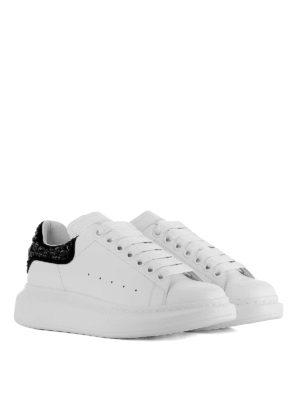 Alexander Mcqueen: trainers online - Oversize embellished sneakers