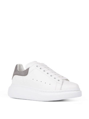 Alexander Mcqueen: trainers online - Oversize sole leather sneakers