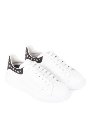 Alexander Mcqueen: trainers online - Oversize sole studs white sneakers