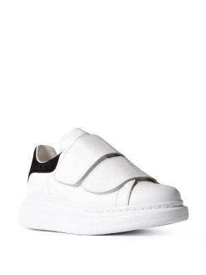 Alexander Mcqueen: trainers online - Oversize velcro straps sneakers