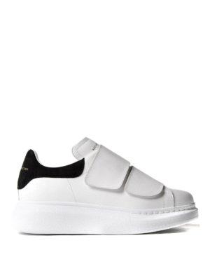 Alexander Mcqueen: trainers - Oversize velcro straps sneakers