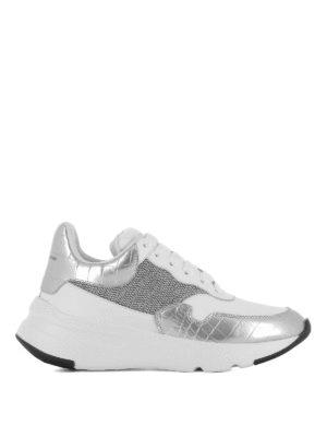 ALEXANDER MCQUEEN: sneakers - Sneaker Runner oversize