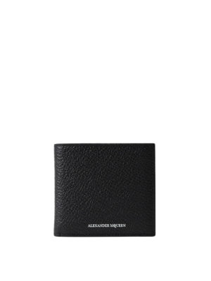 Alexander Mcqueen: wallets & purses - Height card compartments wallet