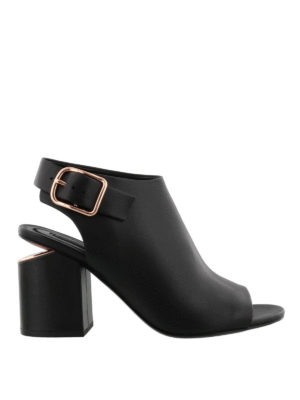 Alexander Wang: ankle boots - Nadia slingback ankle boots