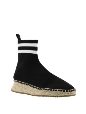 Alexander Wang: ankle boots online - Dylan knit sock ankle boots
