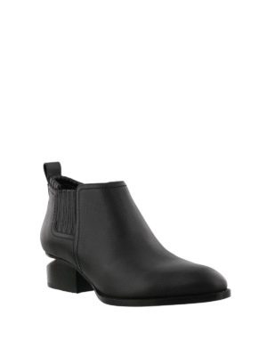 Alexander Wang: ankle boots online - Kori cut out heeled ankle boots