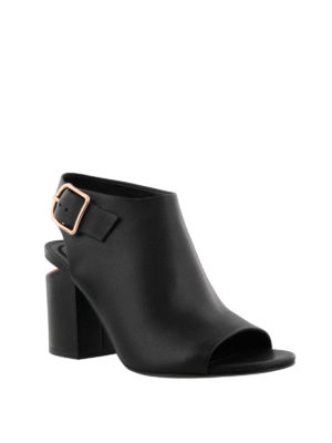 Alexander Wang: ankle boots online - Nadia slingback ankle boots