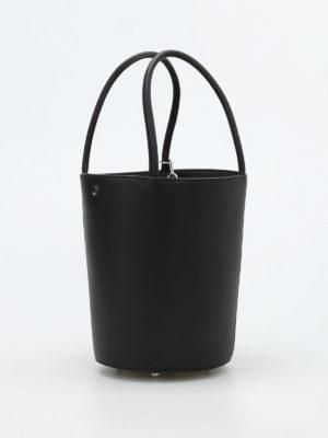 Alexander Wang: Bucket bags online - Roxy Large leather bucket bag