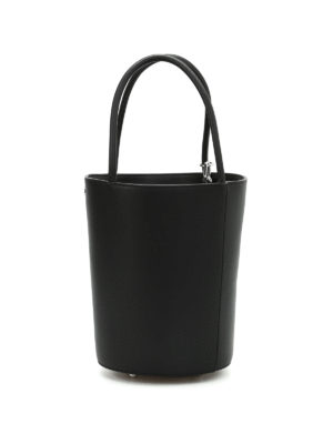 Alexander Wang: Bucket bags - Roxy Large leather bucket bag