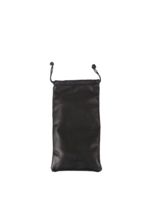 Alexander Wang: clutches online - Ryan metal mesh and leather clutch