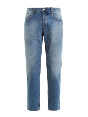 Ami Alexandre Mattiussi: straight leg jeans - Carrot jeans