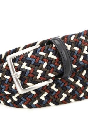 Anderson's: belts online - Stretch Super Neon belt